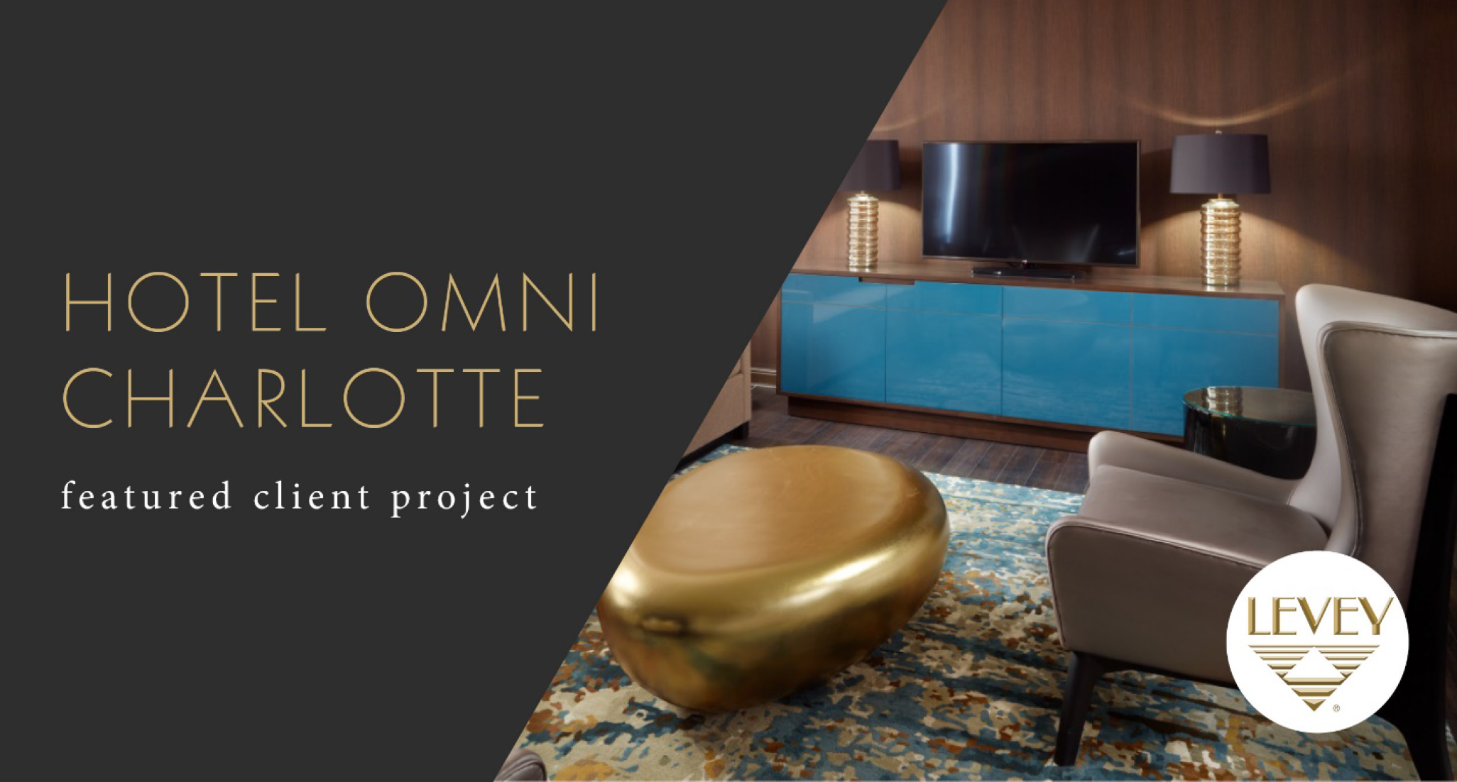 CLEANABLE WALLCOVERING: HOTEL OMNI CHARLOTTE