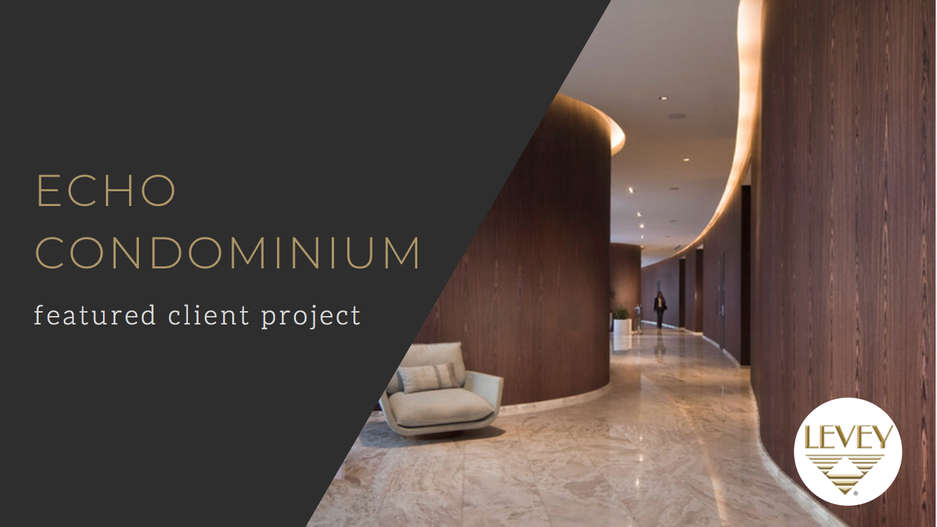 Echo Condominium - Biophilic design, has emerged as a growing design trend
