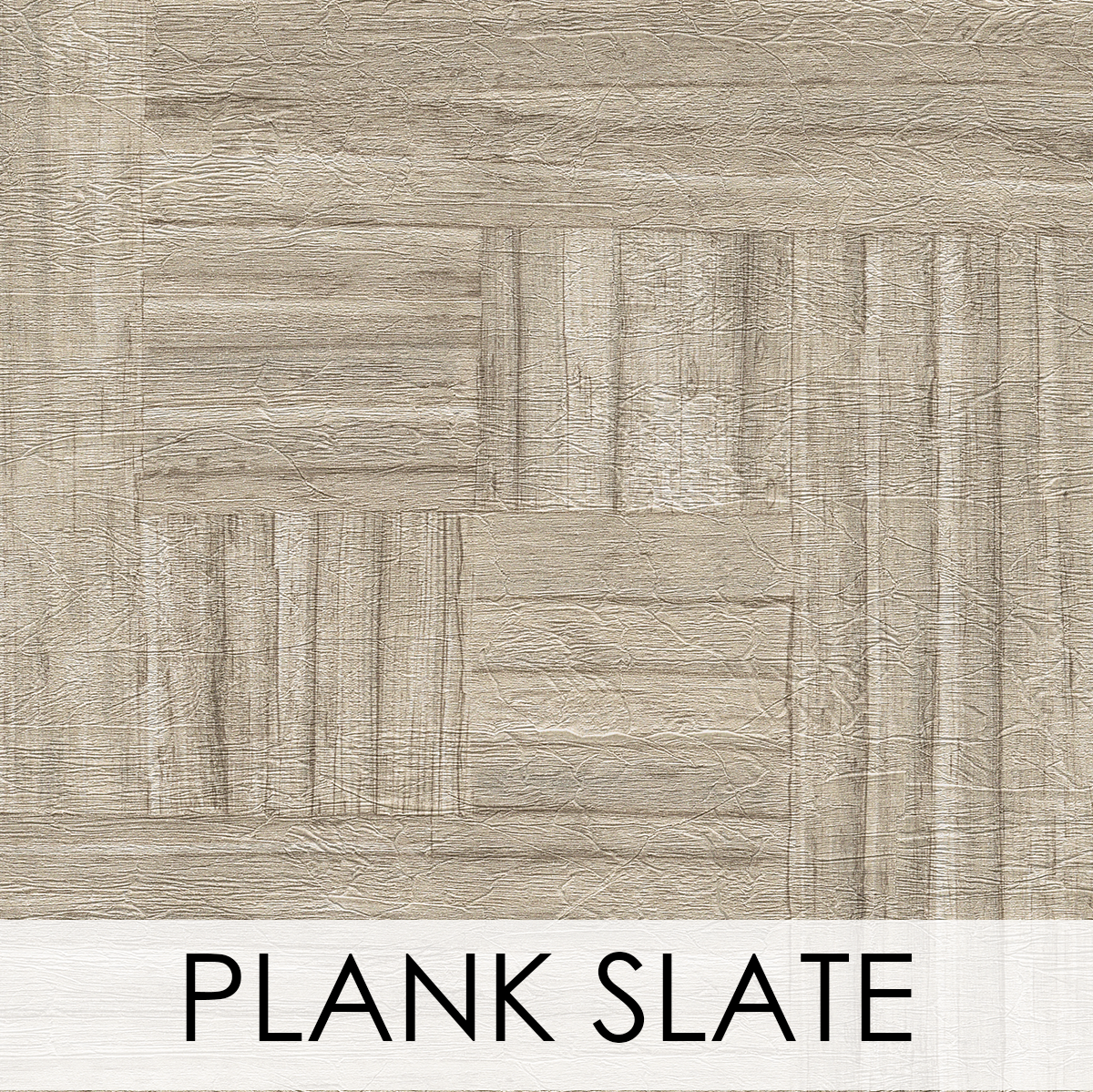 Carpentry Wallcovering, Colour: Plank Slate
