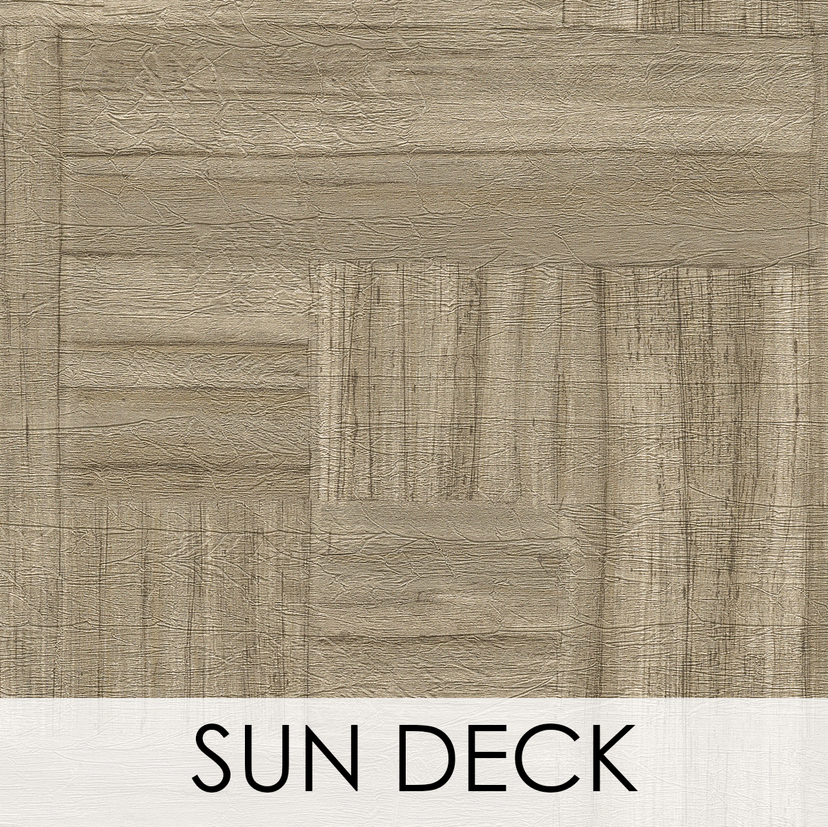 Carpentry Wallcovering, Colour: Sun Deck
