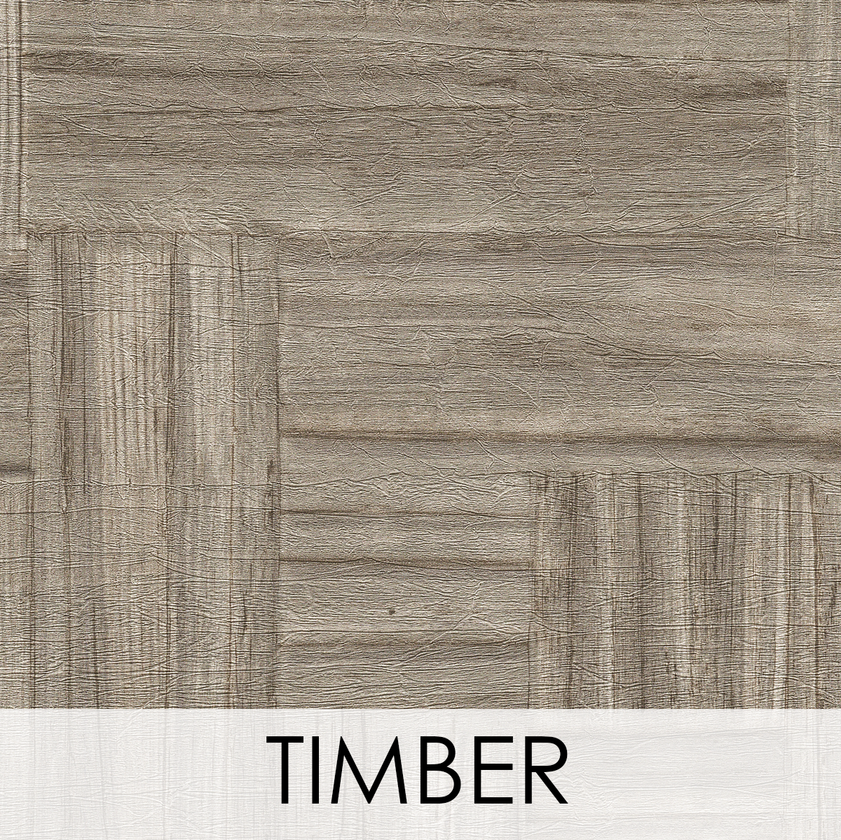Carpentry Wallcovering, Colour: Timber