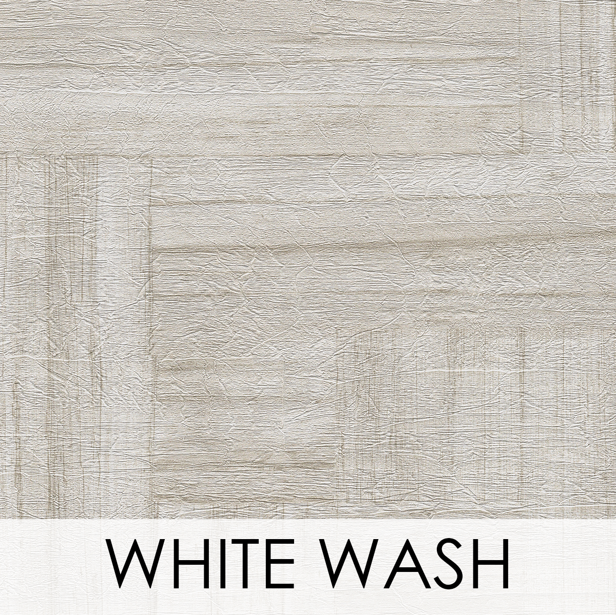 Carpentry Wallcovering, Colour: White Wash
