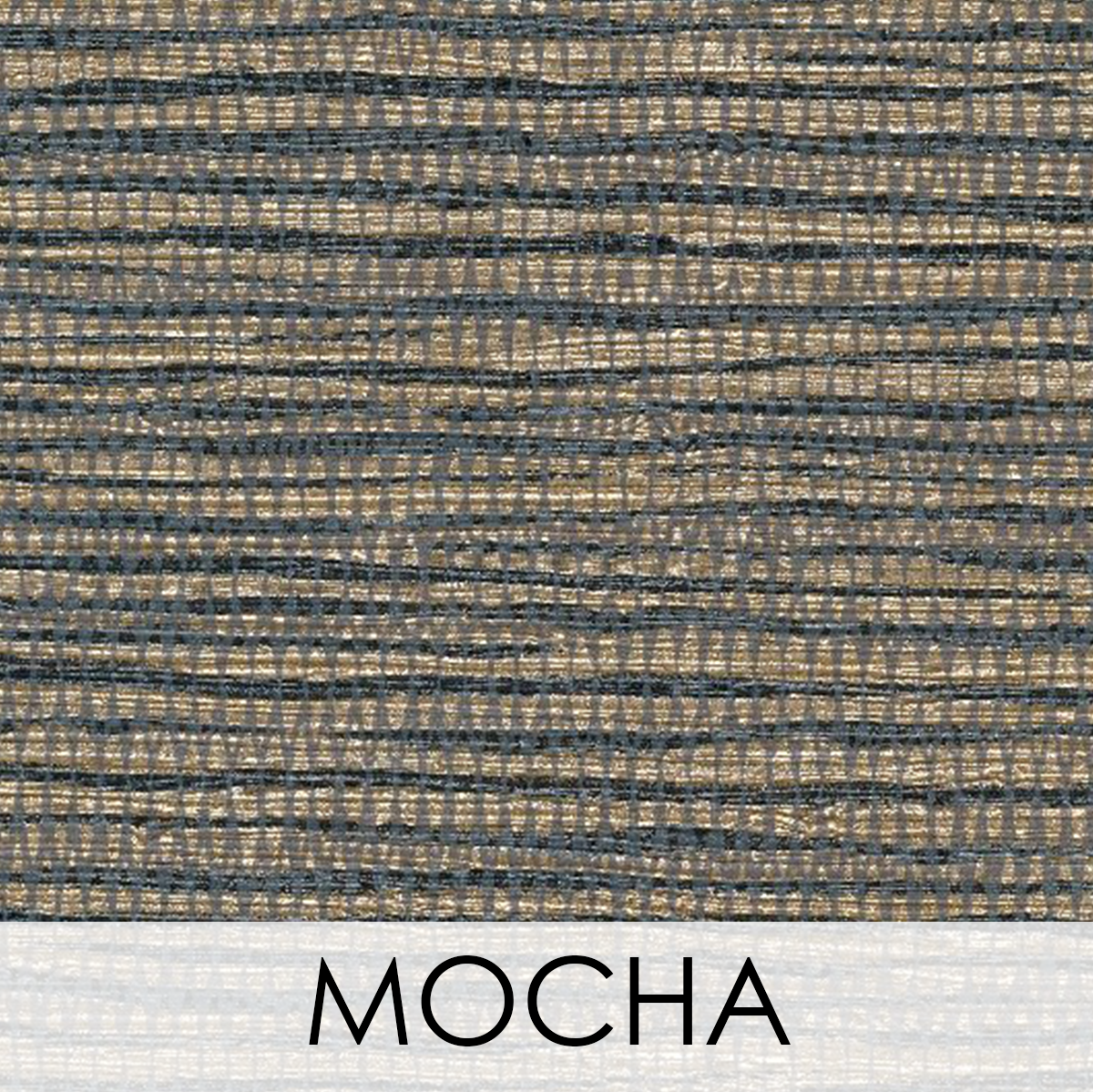 Fiji Wallcovering, Colour: Mocha