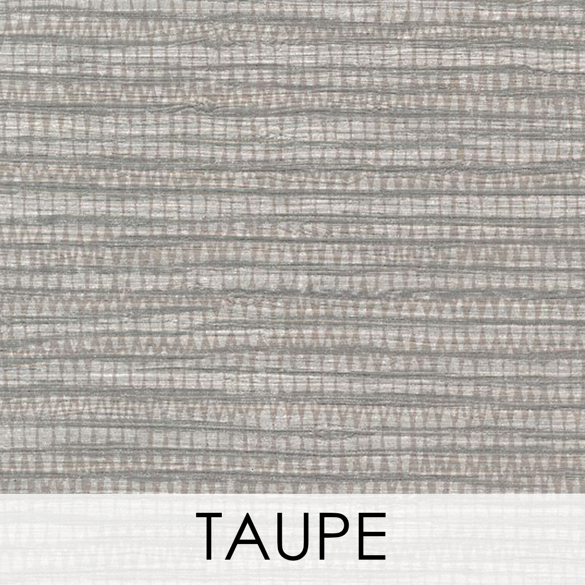 Fiji Wallcovering, Colour: Taupe