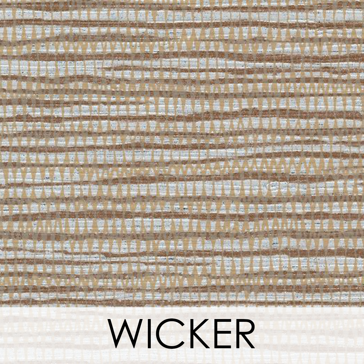 Fiji, Colour: Wicker