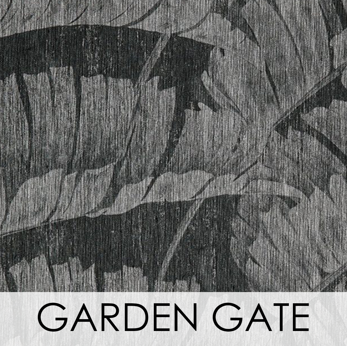 Pawley's Island, Colour: Garden Gate