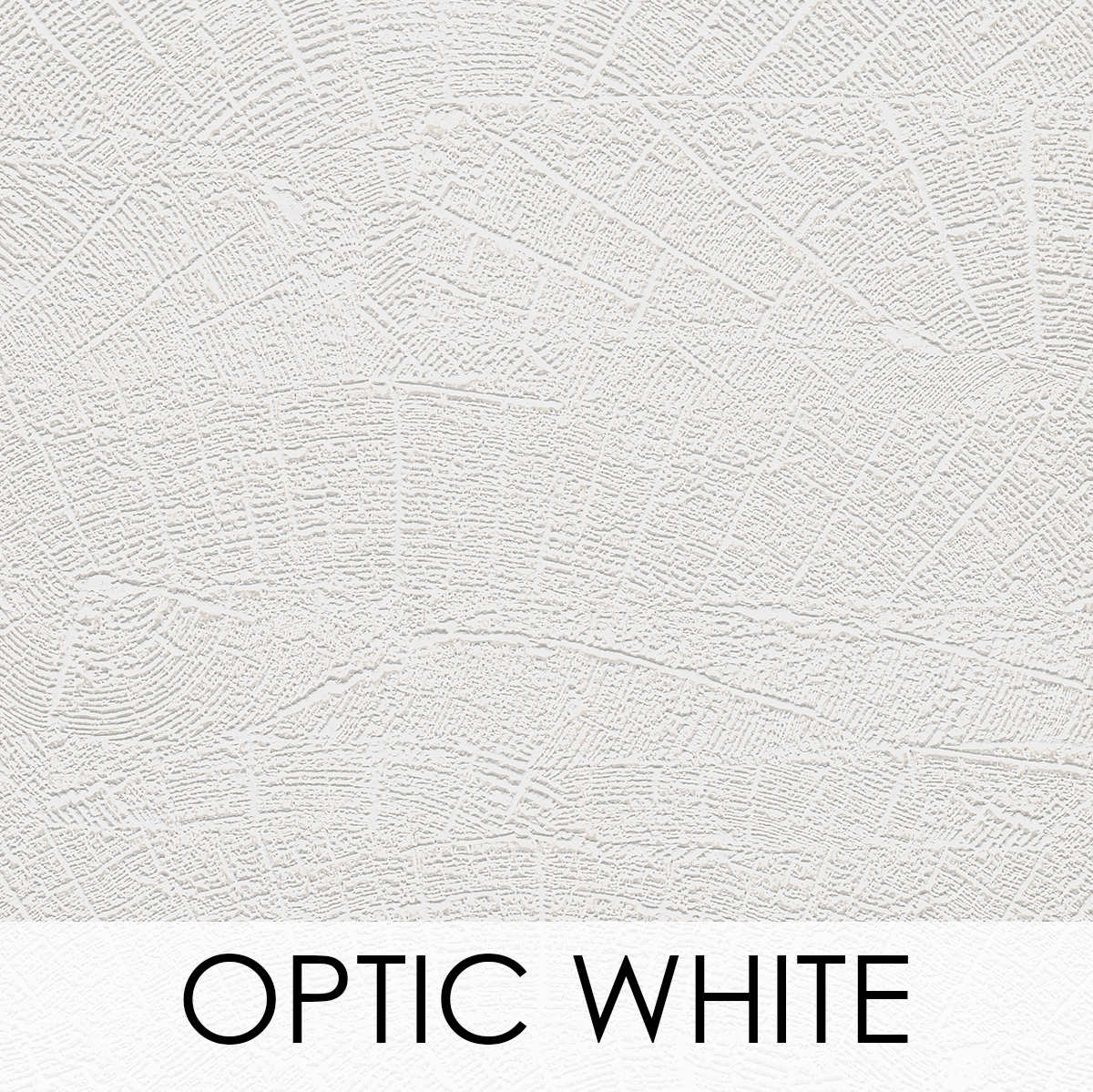 Millwork Wallcovering, Colour: Optic White