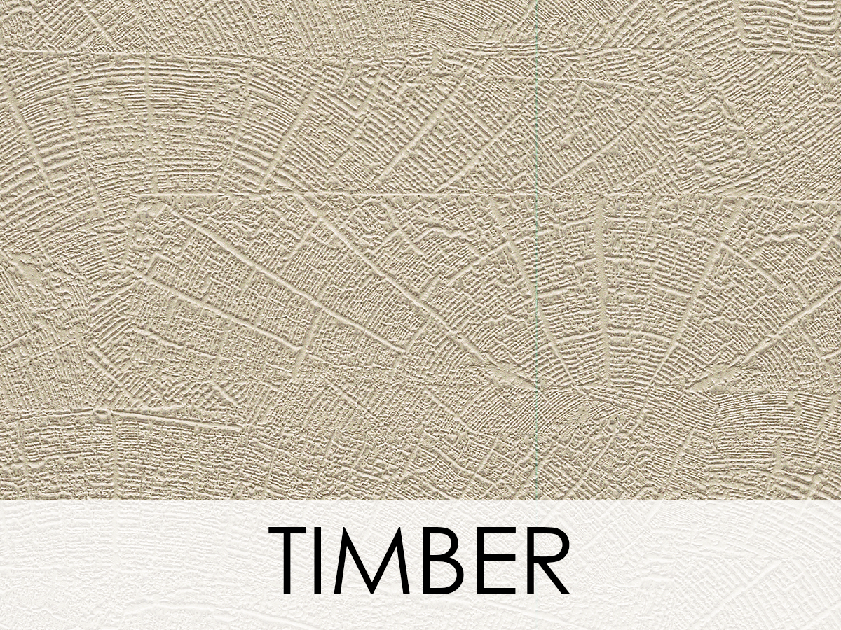 Millwork Wallcovering, Colour: Timber