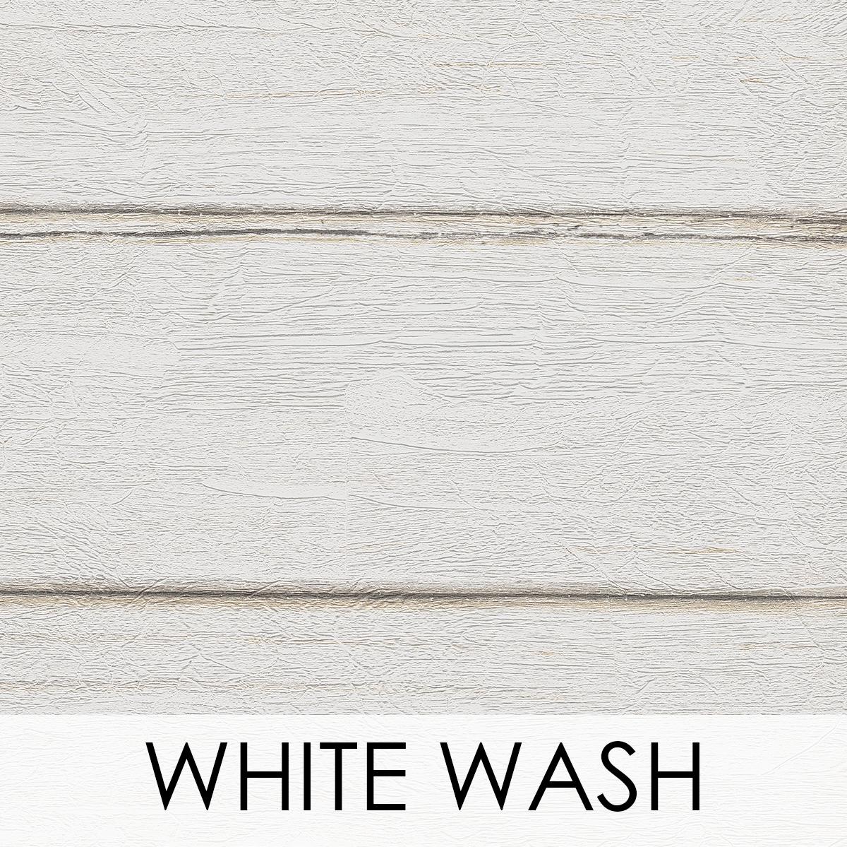 Planks, Colour: White Wash