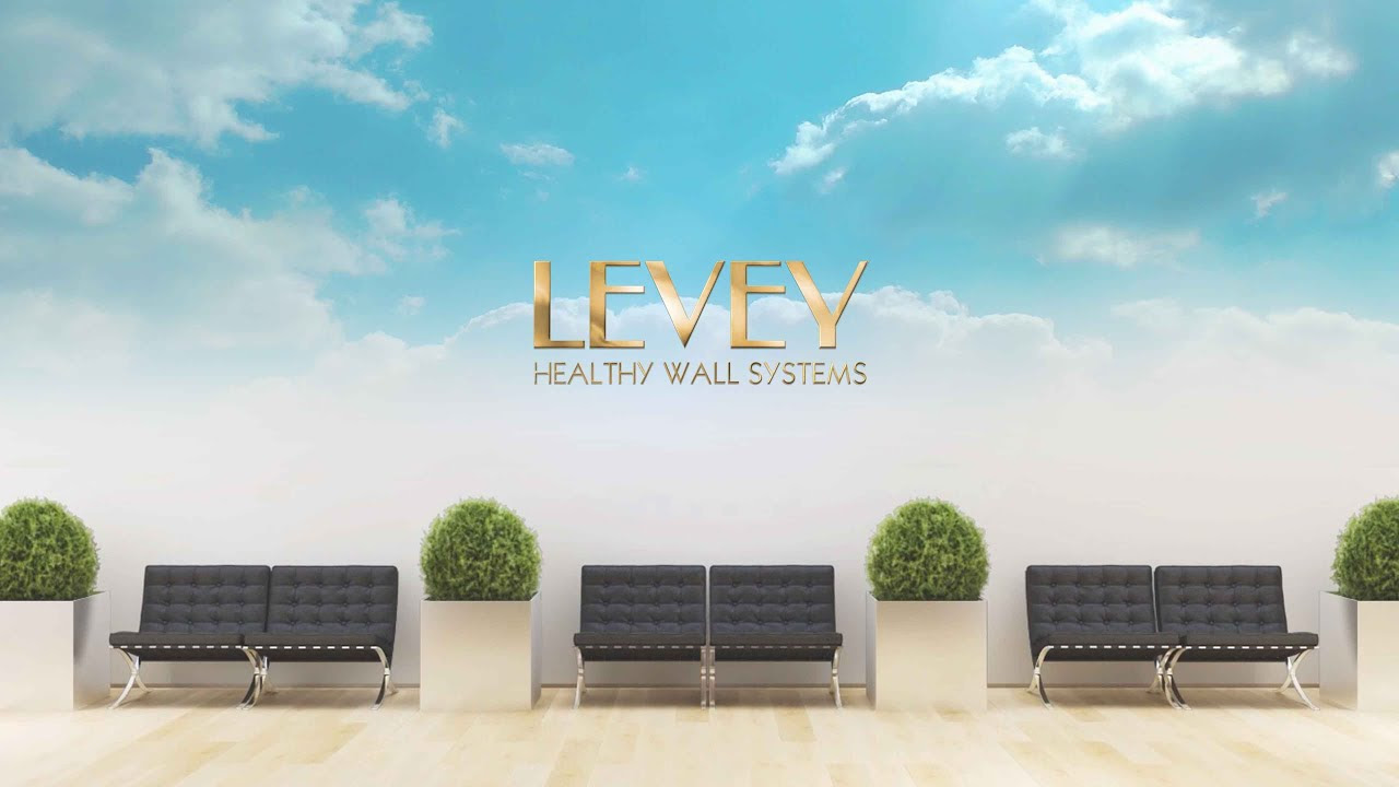 Healthy Wall Systems, LEVEY PVC Free Glass Fibre Wallcoverings