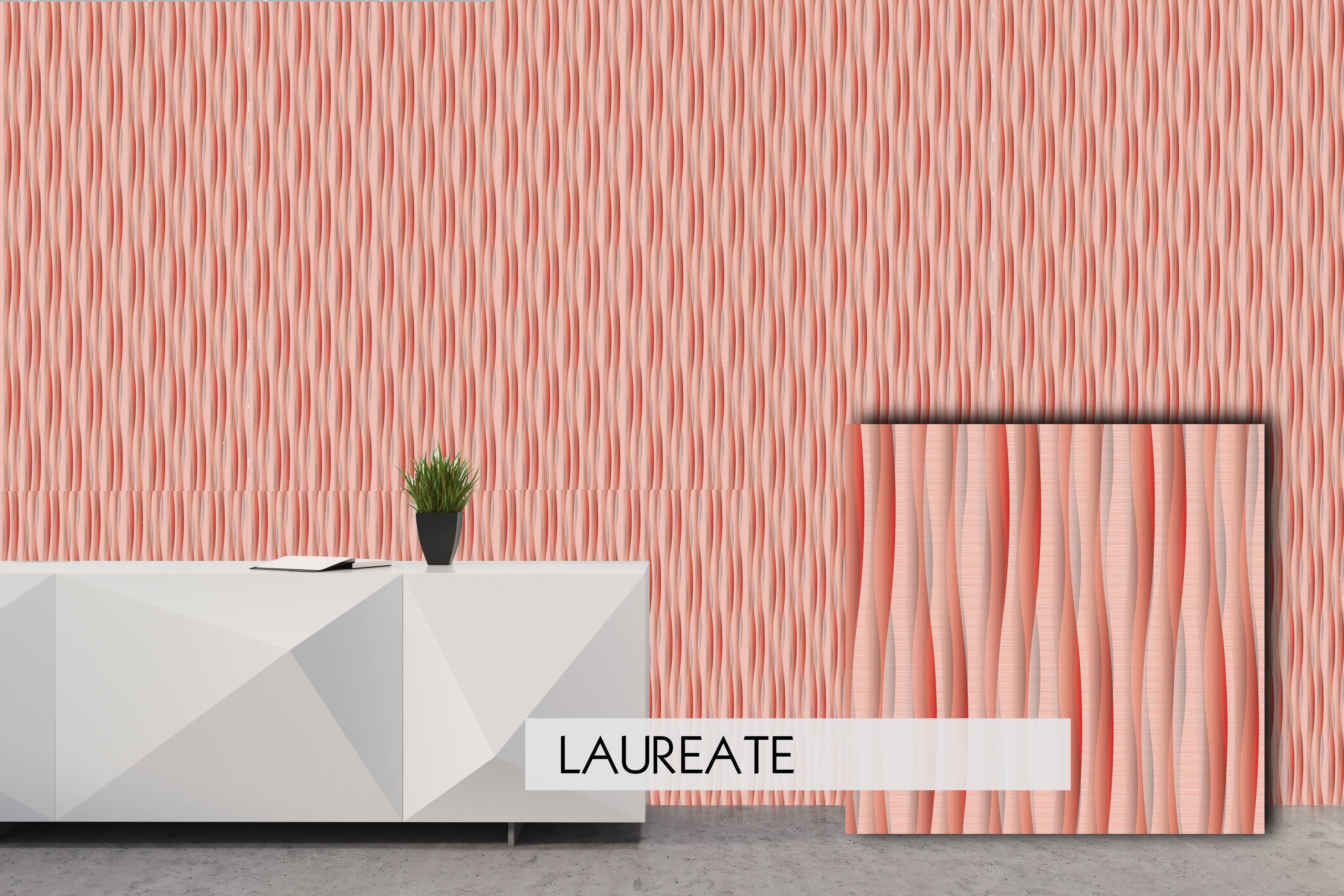 LEVEYart Digital LAUREATE Wallcovering