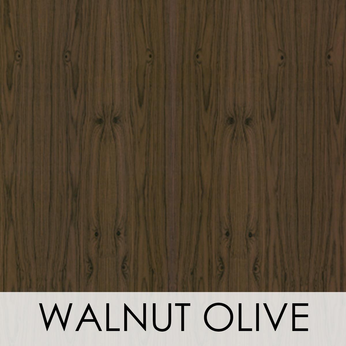 Walnut Olive Wood Veneer Wallcovering