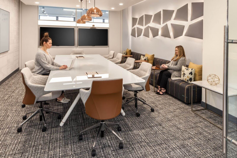 Achieving Acoustical Comfort with LEVEY Wallcoverings