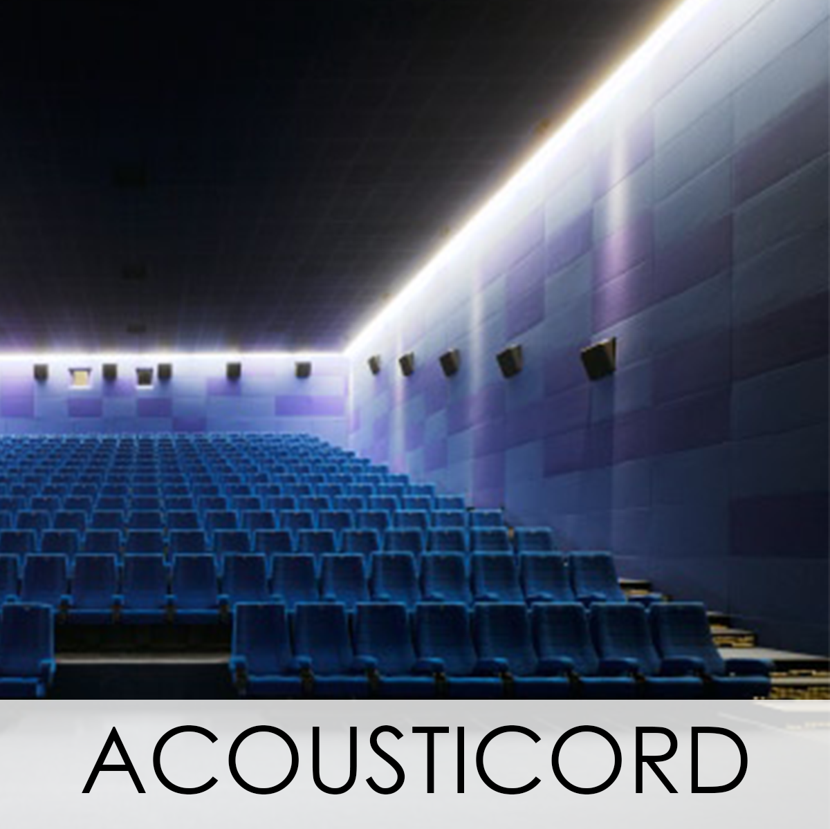 Acousticord Acoustical, LEVEY Wallcovering