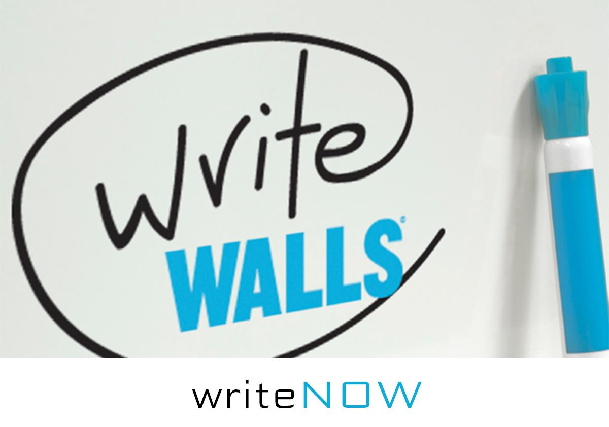 WriteWalls WriteNow Dry Erase, LEVEY Wallcoverings