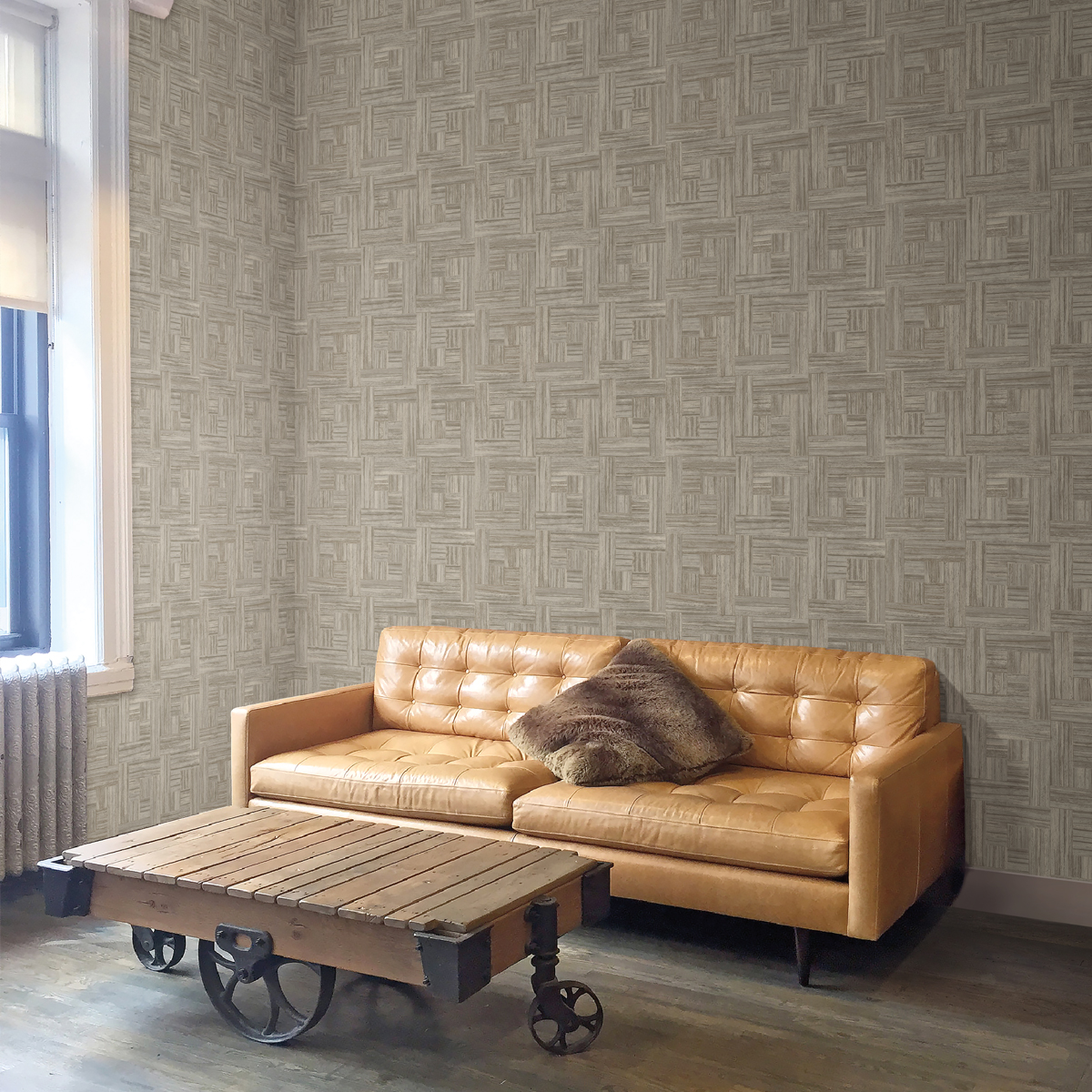 Carpentry Wallcovering by York Contract Design Gallery