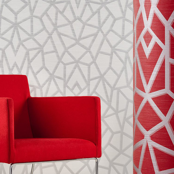 "Dhani Geo Wallcovering by DeNovo Wall"" width="