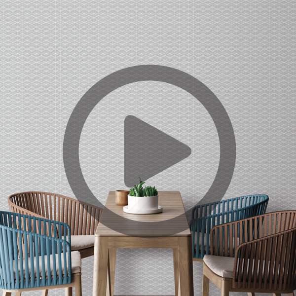 VIDEO! Frequent Flyer Wallcovering from York Design Gallery