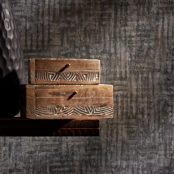 Kyya Wallcovering by DeNovo Wall