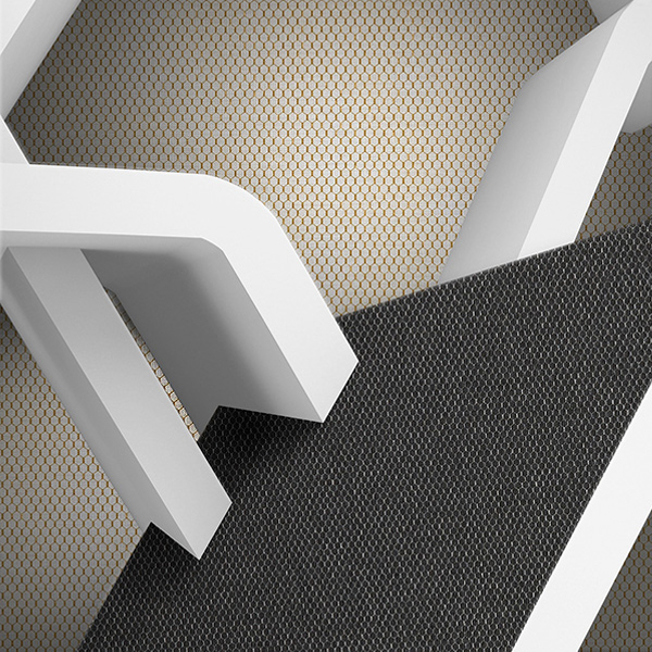 Petite Rubix Wallcovering by DeNovo Wall