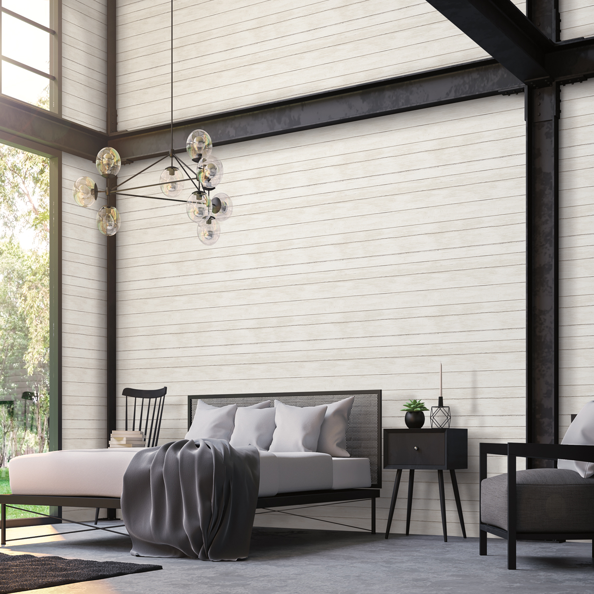Planks Wallcovering by York Contract Design Gallery