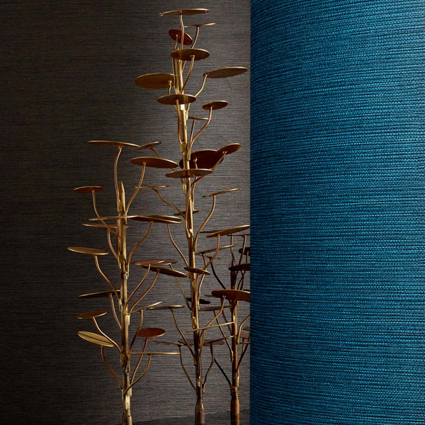 Zeteo Linen Wallcovering by DeNovo Wall